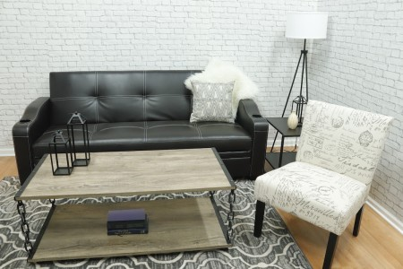 Caffery Sleeper Living Room Rental Furniture Set