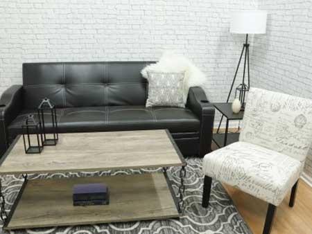 Caffery Sleeper Living Room Rental Furniture Set