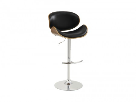 black-bar-stool