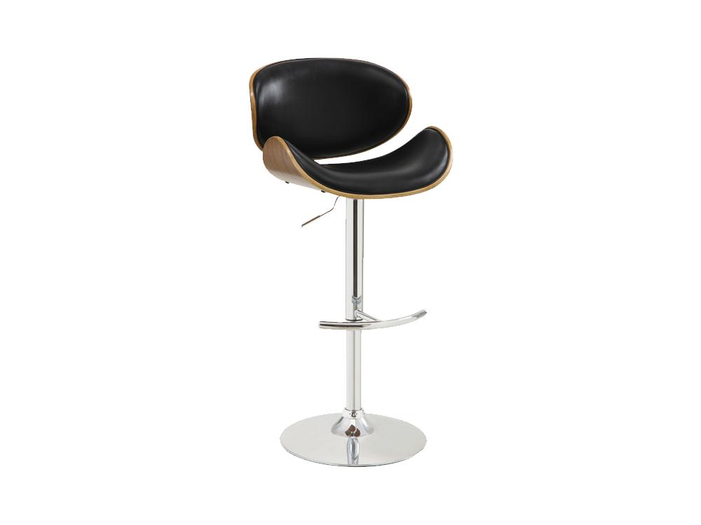 black-bar-stool