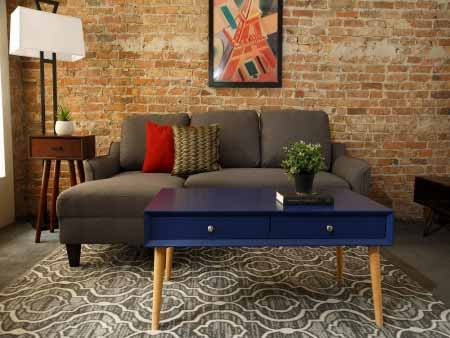 Manhattan Living Room Rental Furniture Set