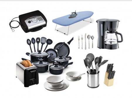 Houseware (Dinnerware and Kitchenware)