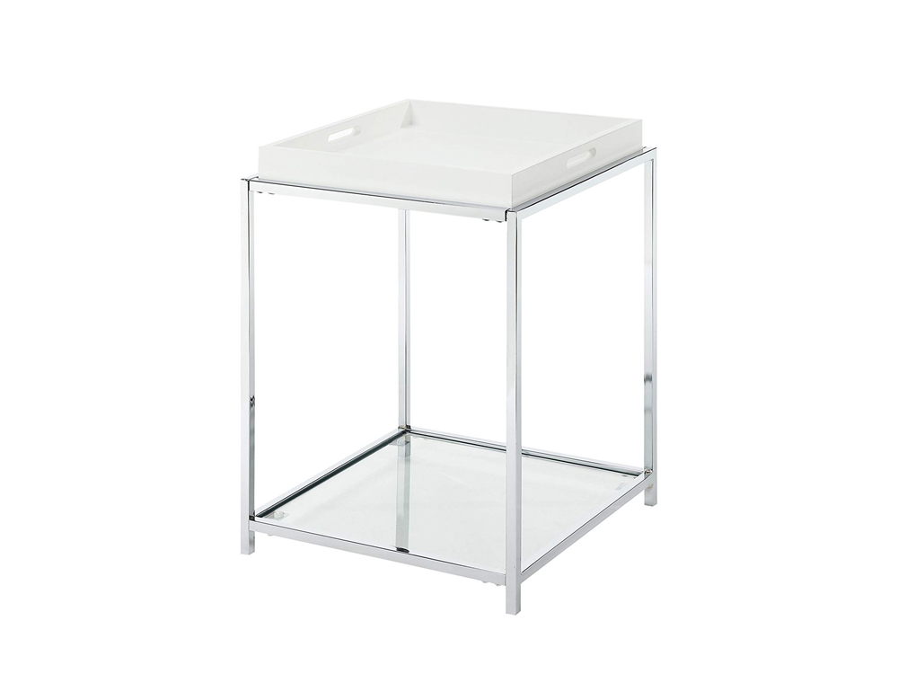 Tall Galleria End Table