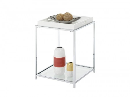 Rent Tall Galleria End Table