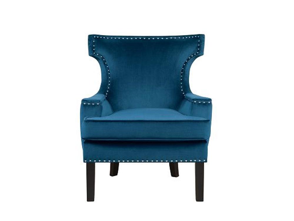 Blue Sapphire Armchair II