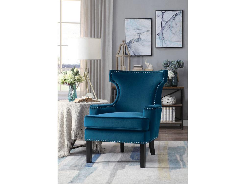 Rent Now Blue Sapphire Armchair II