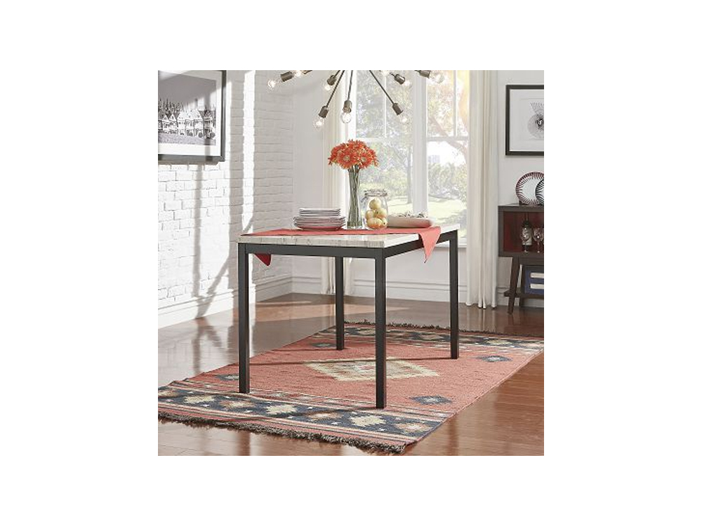 Marble Dining Table for Rent