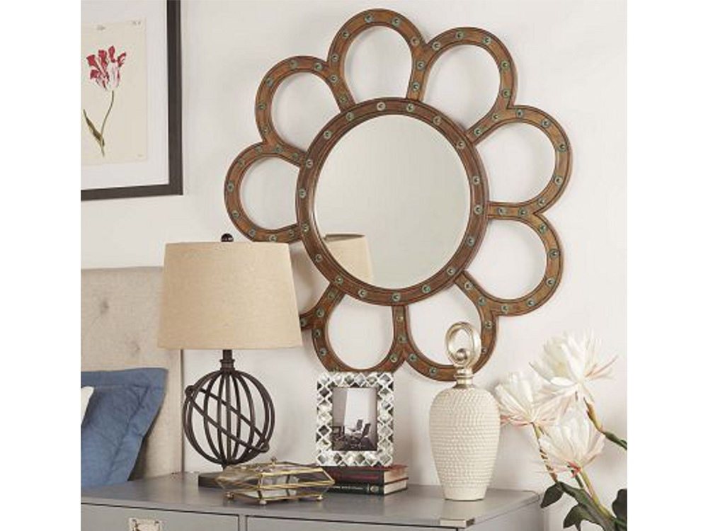 rent floral mirror