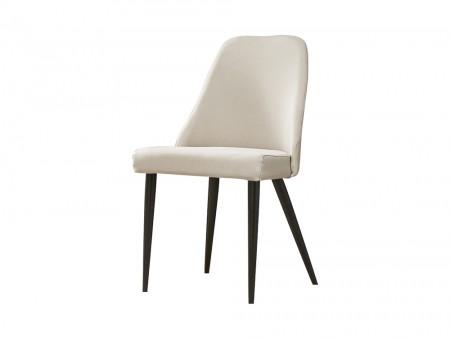modern beloit chair white