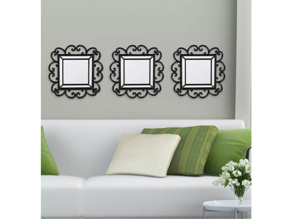Rent Bastian Mirror Set
