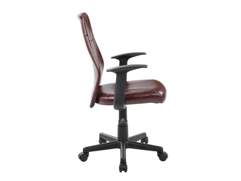 Brown Joey Desk Chair 3