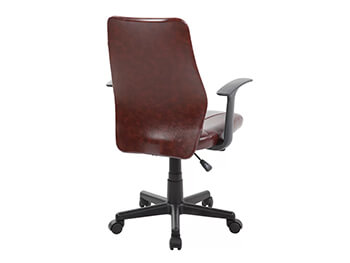 Brown Joey Desk Chair 4