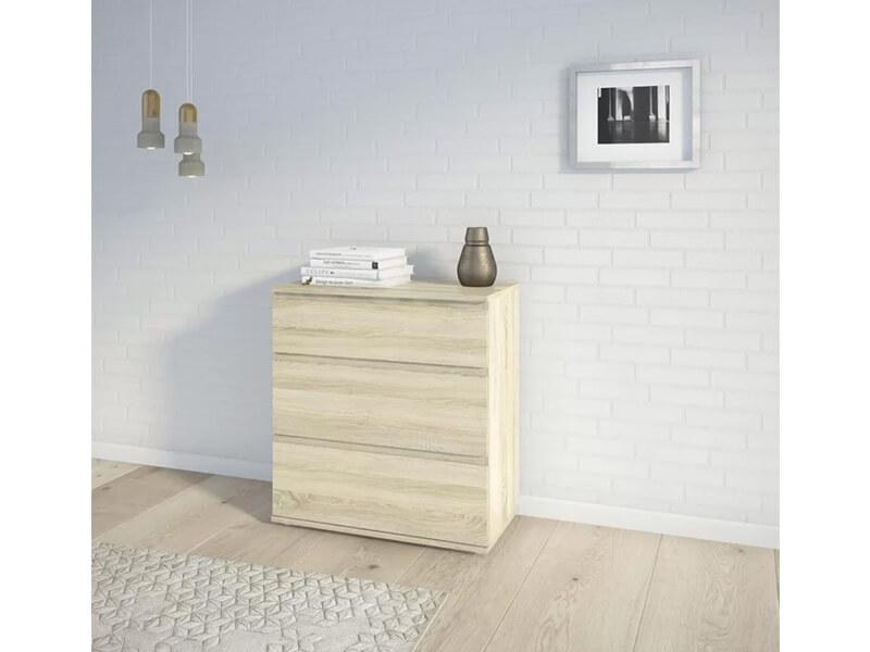 Truffle Keiv Wooden Dresser 3