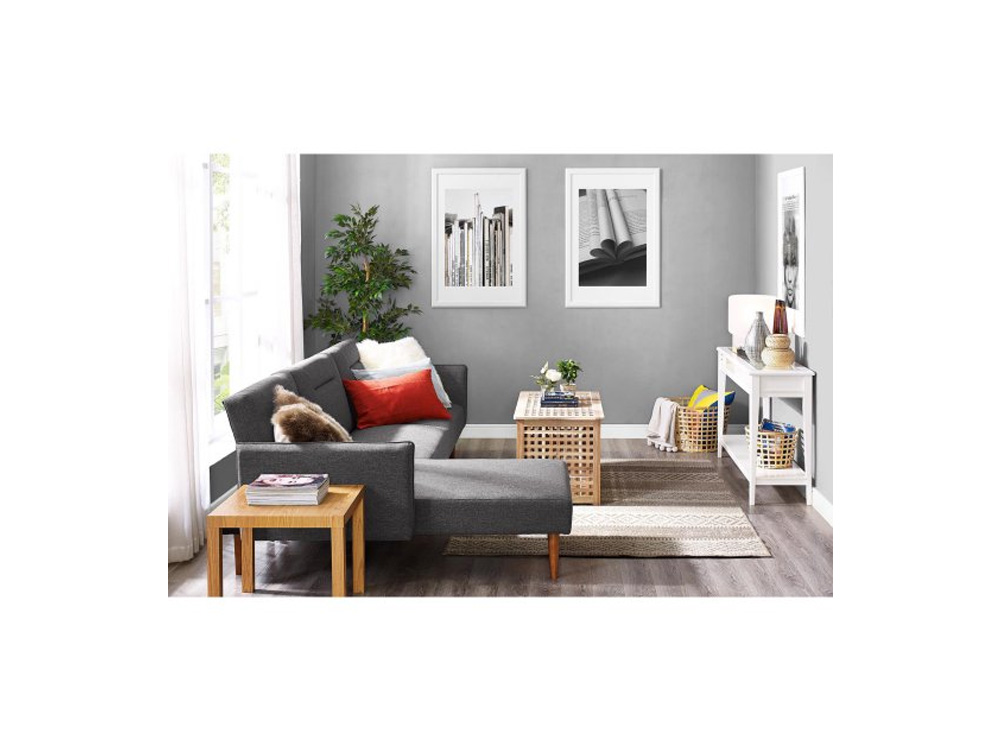 Soco Sectional Sofa Side View