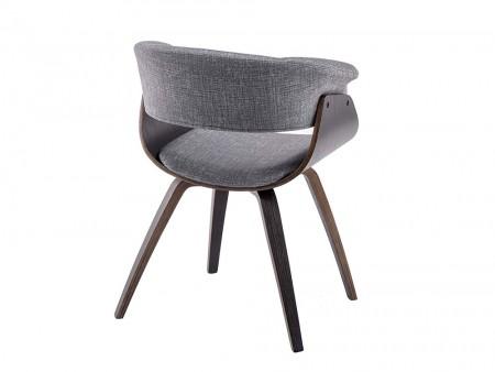 uma arm chair gray for rent