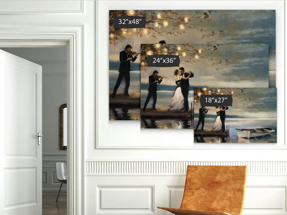 Romance Wall Art 1