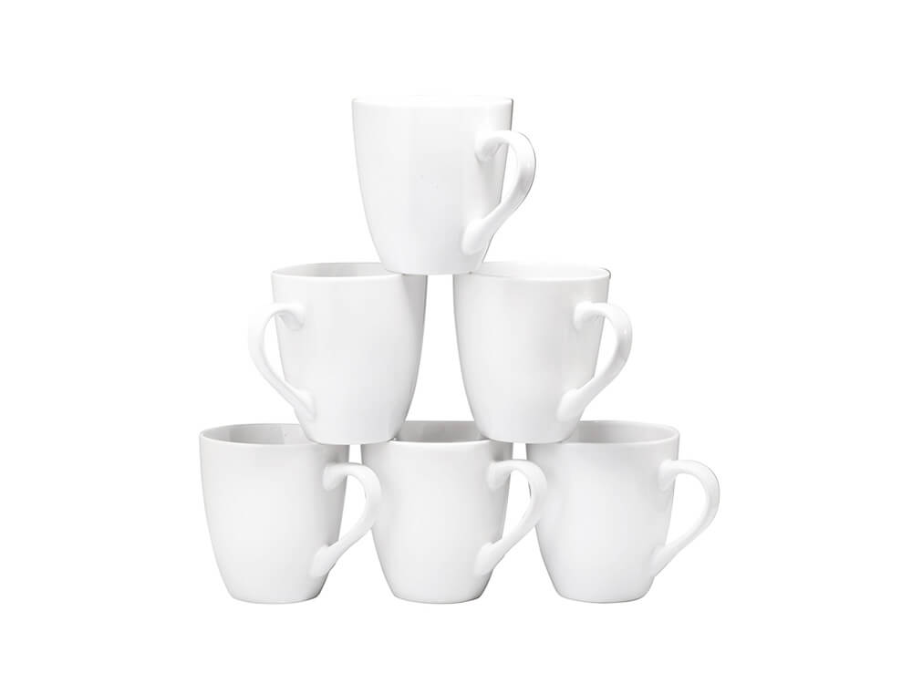 Rent White Coffee Cup Collection