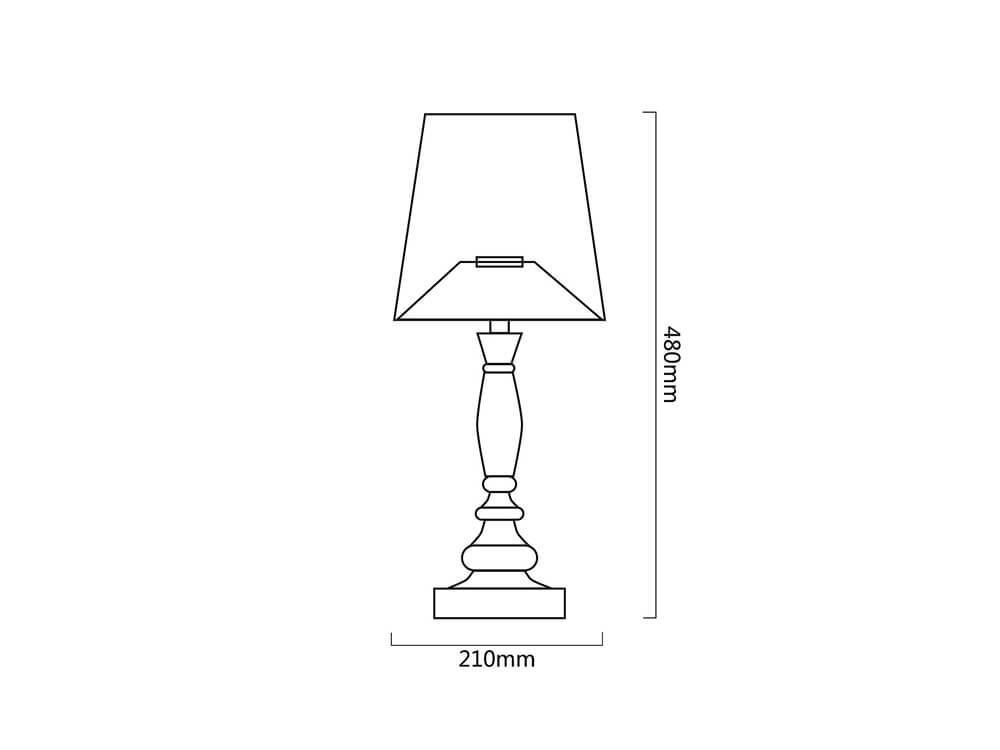 Rent Now Antique Lamp