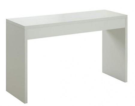 White Dove Console Table