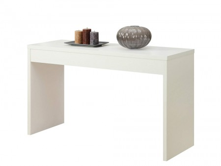 Rent White Dove Console Table