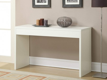 White Dove Console Table Rent Now