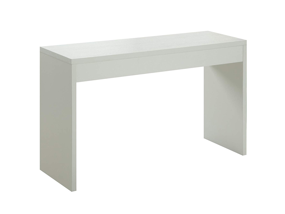 White Dove Console Table