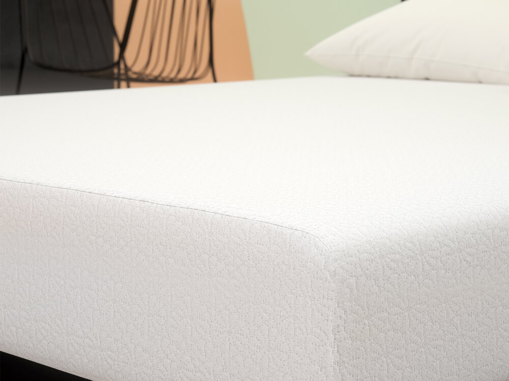 rent now inhabitr 12 inch memory foam mattress