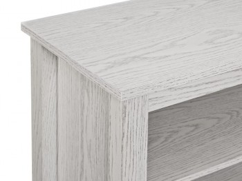 Rent Now White Oak TV Stand