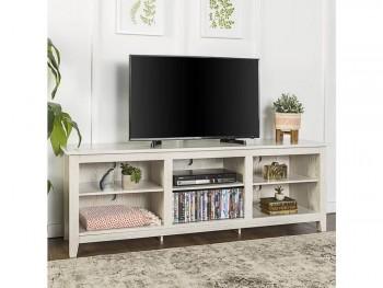 White Oak TV Stand