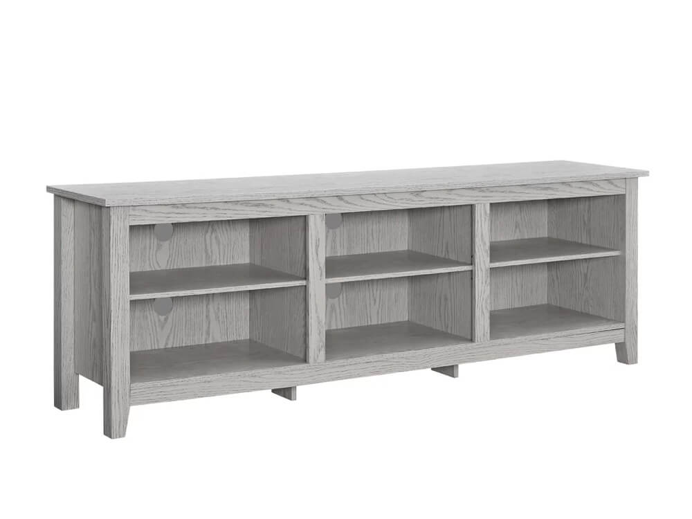 Rent White Oak TV Stand
