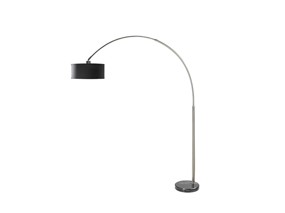 Inhabitr Arch Floor Lamp