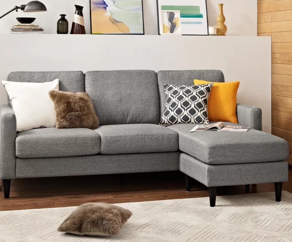 Nova Sectional staged