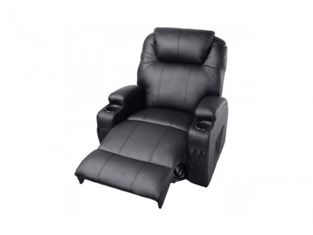 Inhabitr Electric Recliner w Massager