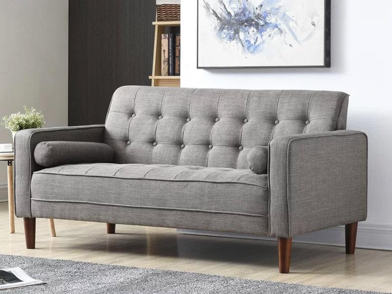 Grey Jena Sofa 2