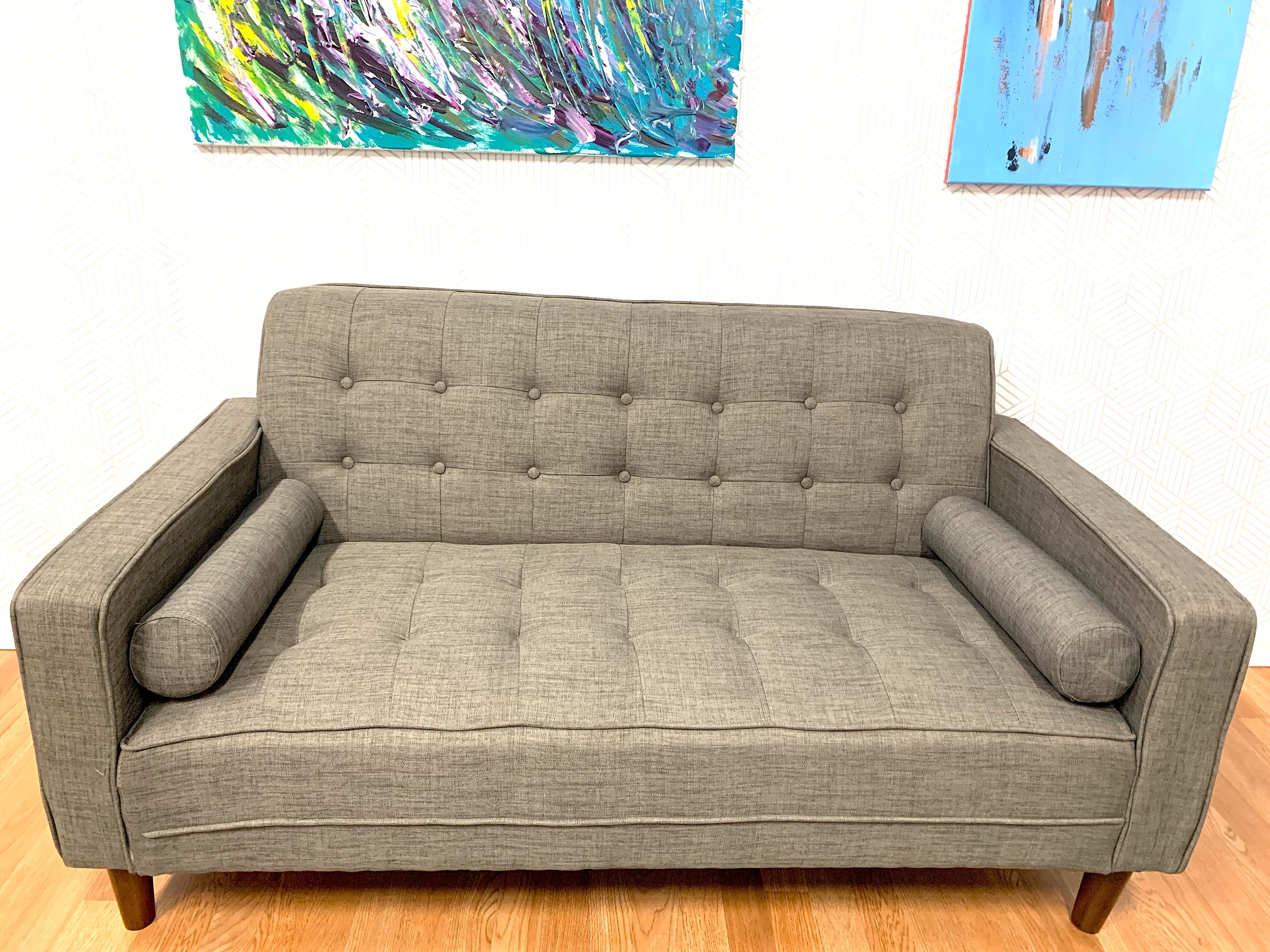 Grey Jena Sofa 1