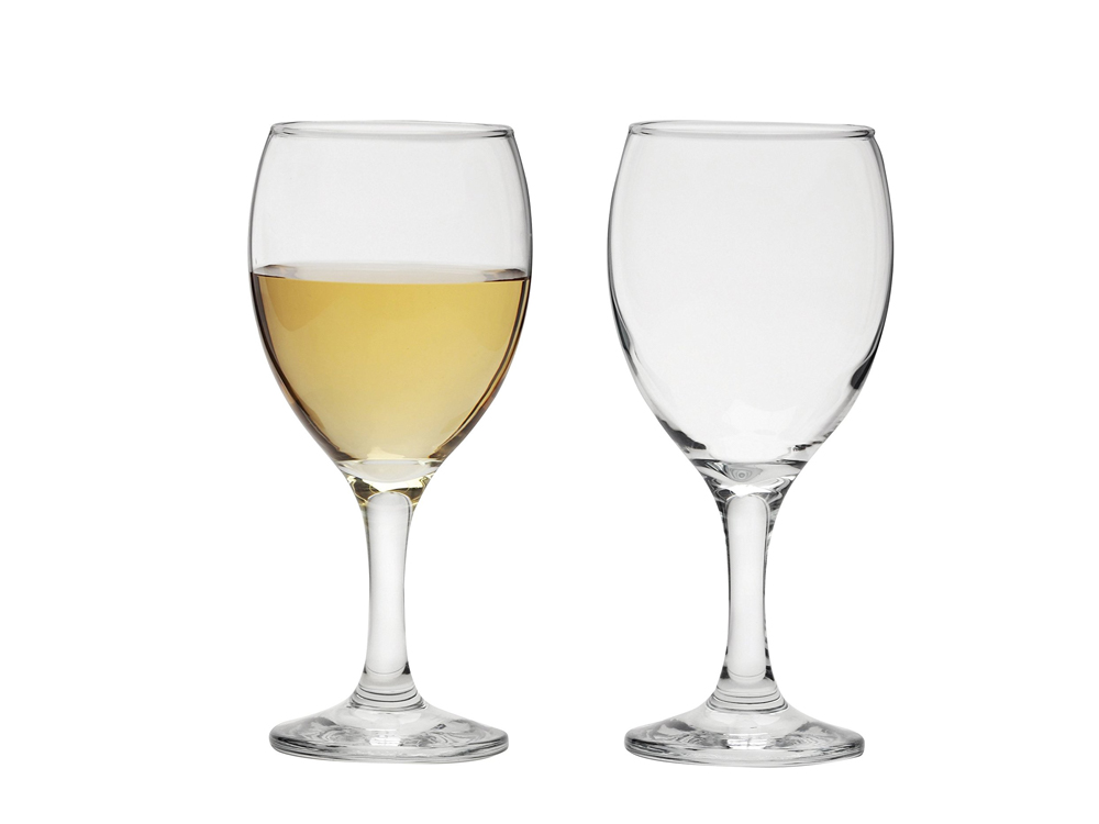 Rent Inhabitr wine glasses (set of 4)