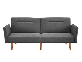 Full Grey Posh Sofa 2
