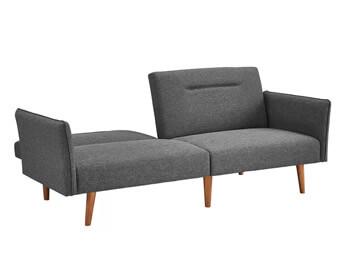 Full Grey Posh Sofa 4