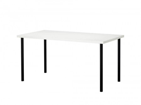 Slim White Table