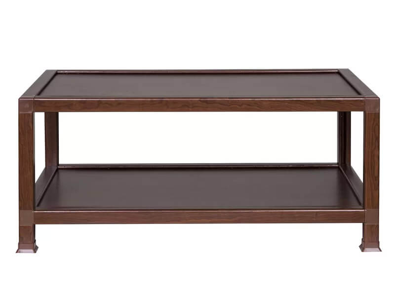 Brown Guild Coffee Table 2