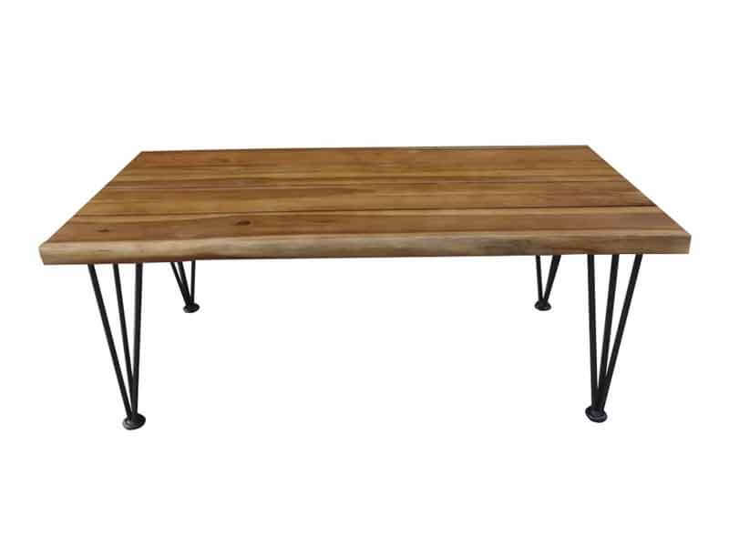 Brown Guile Coffee Table 2