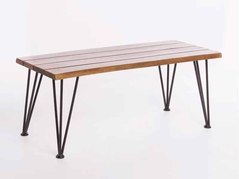 Brown Guile Coffee Table 3