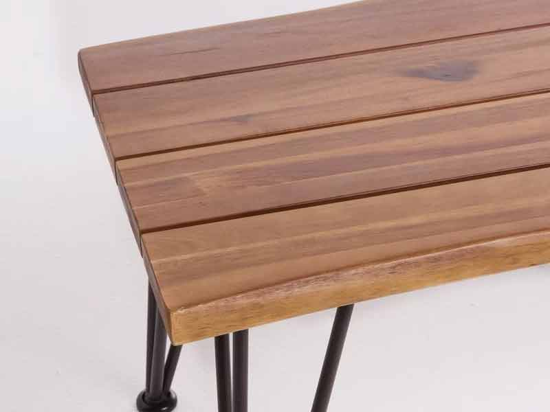 Brown Guile Coffee Table 4