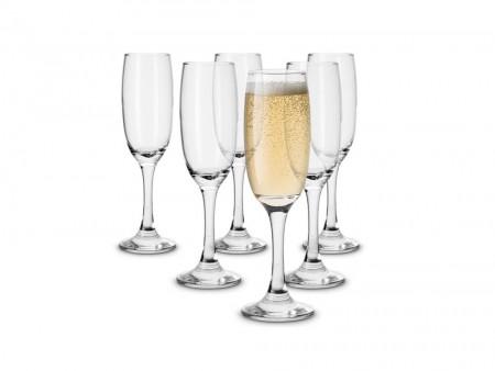Kool Champagne Flutes