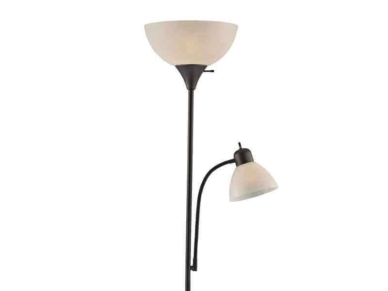 Black Wave Floor Lamp 3