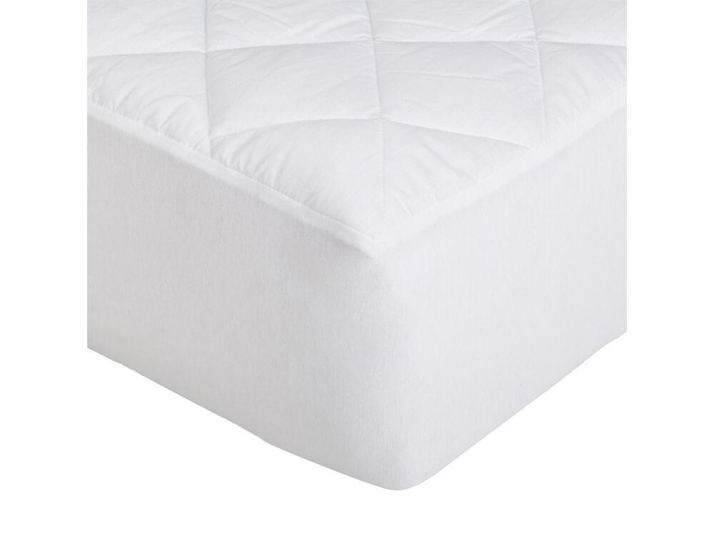 rent now poly cotton mattress pad