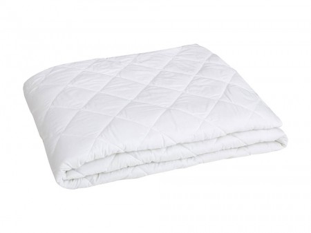 Poly-cotton Mattress Pad
