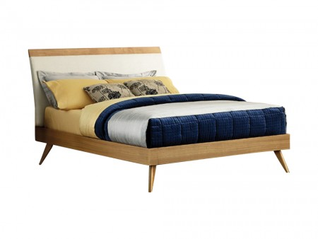 Oak Natural Bed