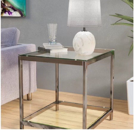 Cabello End Table