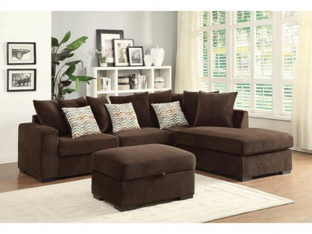 Rent Wabash Sectional Sofa